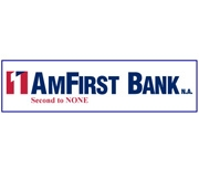 Amfirst Bank, National Association logo