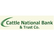 The Cattle National Bank and Trust Company logo