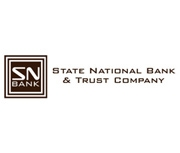 The State National Bank & Trust Company logo