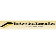 The Santa Anna National Bank logo
