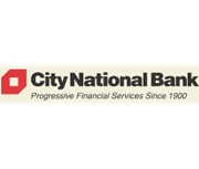 The City National Bank of Taylor logo