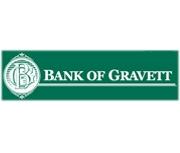 Bank of Gravett logo
