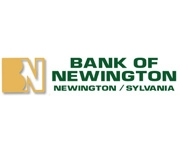 Bank of Newington logo