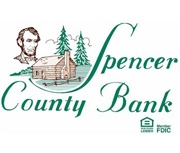 Spencer County Bank logo