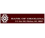 Bank of Okolona logo