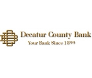 Decatur County Bank logo