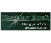 Sterling Bank (Barron, WI) logo