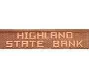 Highland State Bank logo