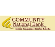Community National Bank (Seneca, KS) logo