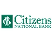 The Citizens National Bank of Bluffton logo
