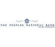 The Peoples National Bank of Mount Pleasant logo