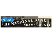 The National Bank of Adams County of West Union logo