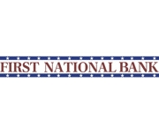 The First National Bank of Williamson logo