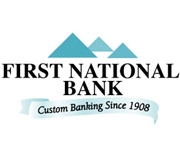 The First National Bank of Altavista logo