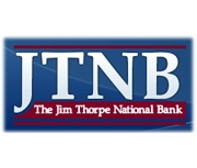 The Jim Thorpe National Bank brand image