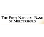 The First National Bank of Mercersburg logo