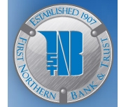 The First National Bank of Palmerton logo