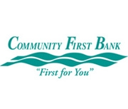 Community First Bank (Boscobel, WI) logo