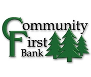 Community First Bank (Rosholt, WI) logo