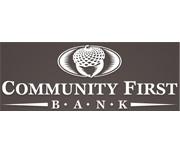 Community First Bank (Harrison, AR) logo