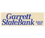 The Garrett State Bank logo