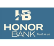 The Honor State Bank logo