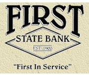 First State Bank of Ashby logo