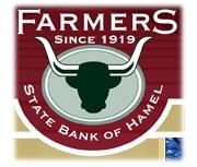 Farmers State Bank of Hamel logo