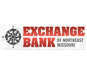 Exchange Bank of Northeast Missouri logo