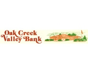 Oak Creek Valley Bank logo