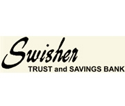 Swisher Trust & Savings Bank logo