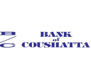 Bank of Coushatta logo