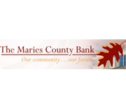 The Maries County Bank logo