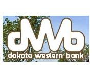The Dakota Western Bank logo