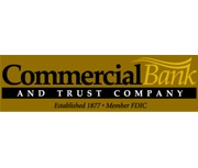 Commercial Bank & Trust Co. logo