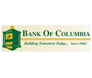 Bank of Columbia logo