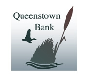 The Queenstown Bank of Maryland logo