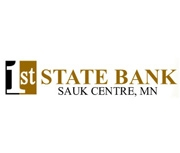 First State Bank of Sauk Centre logo
