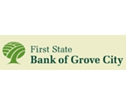 First State Bank of Grove City logo