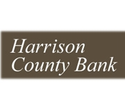 The Harrison County Bank logo