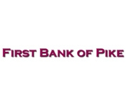 First Bank of Pike logo