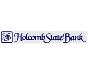 Holcomb State Bank logo