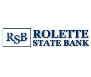 Rolette State Bank logo