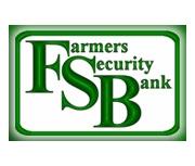 Farmers Security Bank logo
