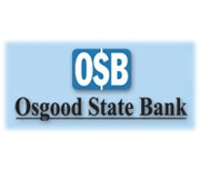 The Osgood State Bank logo