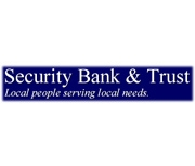 Security Bank and Trust Company (Paris, TN) logo