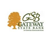 Gateway State Bank logo
