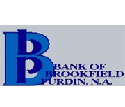 Bank of Brookfield - Purdin, National Association logo