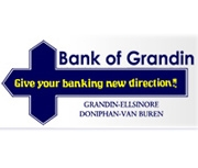 Bank of Grandin logo