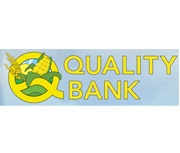Quality Bank logo